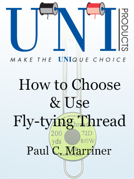 Cover image of How to Choose & Use Fly-tying Thread