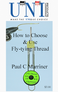 cover image - How to Choose & Use Fly Tying Thread