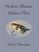 cover image - Modern Atlantic Salmon Flies featuring a pattern by Rob Solo.